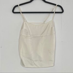 URBAN OUTFITTERS BOXY CROPPED CAMI